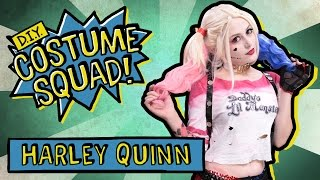 Download Make Your Own Harley Quinn Costume - DIY Costume Squad Video