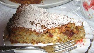 Download Овсяный яблочный пирог Video