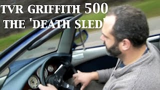 Download TVR Griffith 500 REVIEW and passenger ride (series 1, Vid: 4) Video