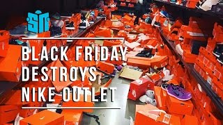 Download Black Friday Destroys Seattle Nike Outlet Video