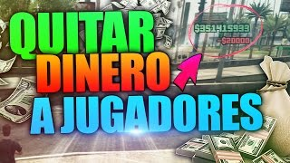 Download QUITANDO DINERO A JUGADORES! OMG! MOD MENU ''PARADISE'' ACTUALIZADO | HACKS GTA 5 ONLINE | Video