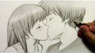 Download How to Draw People Kissing [HTD video #2] Video