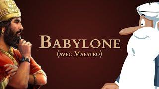 Download Pourquoi Babylone est-elle si mythique ? (avec Maestro) [QdH#20] Video