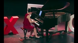 Download Performing Through Fear | Eunbi Kim | TEDxFondduLac Video