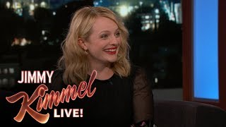 Download Elisabeth Moss on Emmy Nomination & Cubs Player Anthony Rizzo Video
