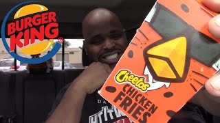 Download Burger King Cheetos Chicken Fries Video