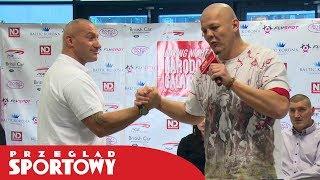 Download Binkowski do Najmana przed walką: Zniszczę cię! Video
