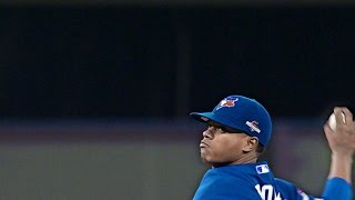 Download TEX@TOR Gm5: Stroman fans four over six strong Video