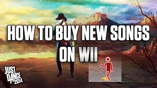 Download How to Buy New Songs on Wii | Just Dance 2014 Video