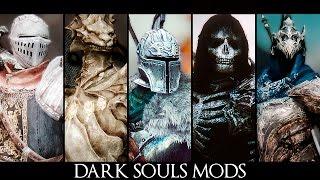 Download SKYRIM - BEST DARK SOULS MODS Video