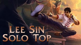 Download League of Legends - Ranked, Lee Sin Top - Full Game Commentary Video