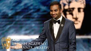 Download Aziz Ansari acceptance speech at the Britannia Awards Video