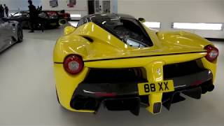 Download THE BEST Hypercar & Supercar lineup @ Cars and Coffee London at Topaz Video