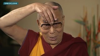 Download Watch the Dalai Lama impersonate Donald Trump Video