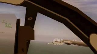 Download RAF Tornado Intercepts Russian Bear (FS2004) (Must See!) Video