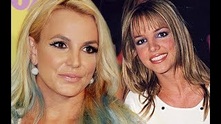 Download Britney Spears Face Morph 1995 - 2016 Video