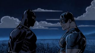 Download Marvel Knights Animation - Black Panther - Episode 1 Video