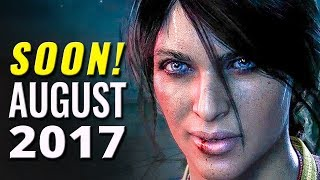 Download 25 Upcoming Games of August 2017 | PC, Nintendo Switch, PS4, Xbox One Video