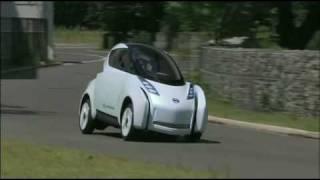 Download Nissan Land Glider EV Concept Video