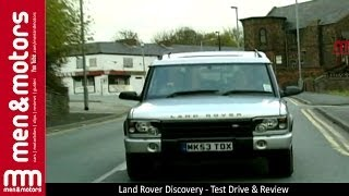 Download Land Rover Discovery - Test Drive & Review Video