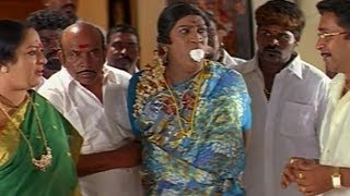 Download Vadivelu dresses as a lady and saves Anuya - Nagaram Video