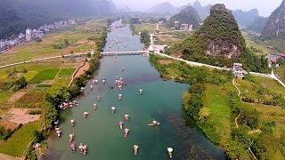 Download Stunning China (UNESCO World Heritage Sites of Guilin and Yangshuo in China) Video