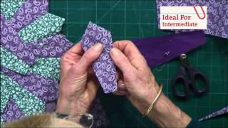 Download Quilting for Intermediates | Craft Academy Video