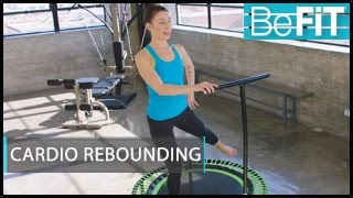 Download Cardio Rebounding Workout: BeFiT Trainer Open House- Fayth Caruso Video