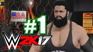 Download FIGHTING SUPERMAN AND BRADLEY COOPER! | WWE 2K17 | Softball Brawl #1 Video