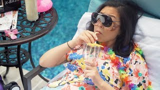 Download Awkwafina Has A Staycation In NYC | Ballin' On A Budget | RIOT Video