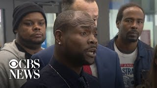 Download Men framed by corrupt Chicago cop speak out Video