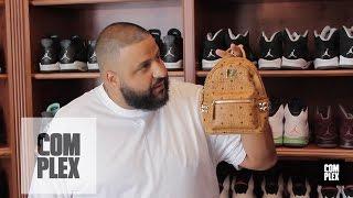 Download Complex Closets : DJ Khaled Shows His Sneaker Closet Pt. 2 Video