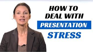 Download How to deal with presentation stress and anxiety Video
