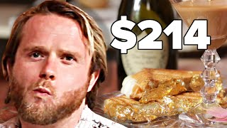 Download People Try World's Most Expensive Grilled Cheese Video