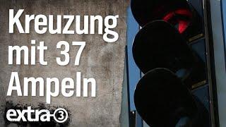 Download Realer Irrsinn: Kreuzung mit 37 Ampeln   extra 3   NDR Video
