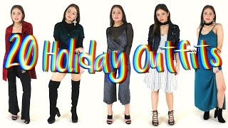 Download 20 Holiday Party Outfit Ideas! | Steal The Spotlight Video