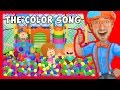 Download The Color Song by Blippi | Learn Colors for Toddlers Video