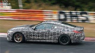 Download 2019 BMW M8 SPIED TESTING AT THE NÜRBURGRING! Video