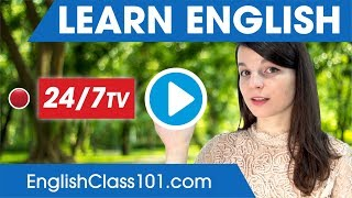 Download Learn English in 24 Hours with EnglishClass101 TV Video