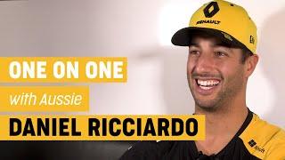Download Daniel Ricciardo on Formula 1 in 2019 and his move to Renault F1 Video