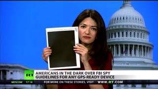 Download Paint It Black: FBI keeps Americans in dark about GPS tracking Video