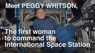 Download NASA Astronaut Peggy Whitson! Video