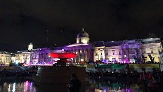 Download Diwali Festival London 2018 Trafalgar Square दीपावली Video