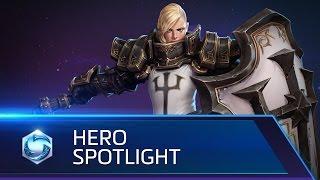 Download Johanna Spotlight – Heroes of the Storm Video