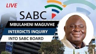 Download Judge Desai's verdict on SABC inquiry interdict Video