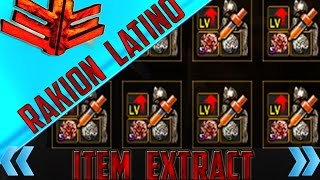 Download Como utilisar el ITEM EXTRACT   Rakion Latino Video