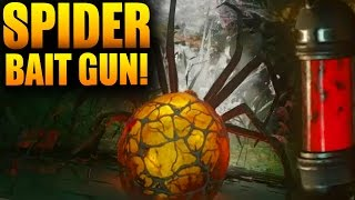 Download ZETSUBOU NO SHIMA ″SPIDER BAIT″ WEAPON EASTER EGG TUTORIAL (Black Ops 3 Zombies) Video