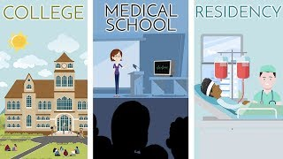 Download HARDEST Part of Becoming a DOCTOR | College, Med School, or Residency Video