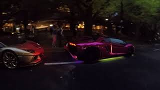Download Hallowen Japan Lamborghini Video
