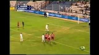 Download REAL MADRID - DINAMO BUCHAREST 2002. Video